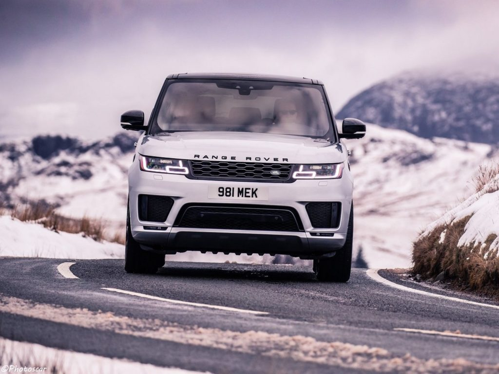 Land Rover Range Rover Sport HST 2020