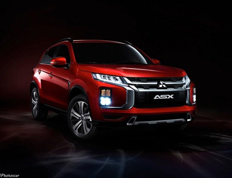 Mitsubishi ASX 2020: Un nouveau design et une nouvelle technologie