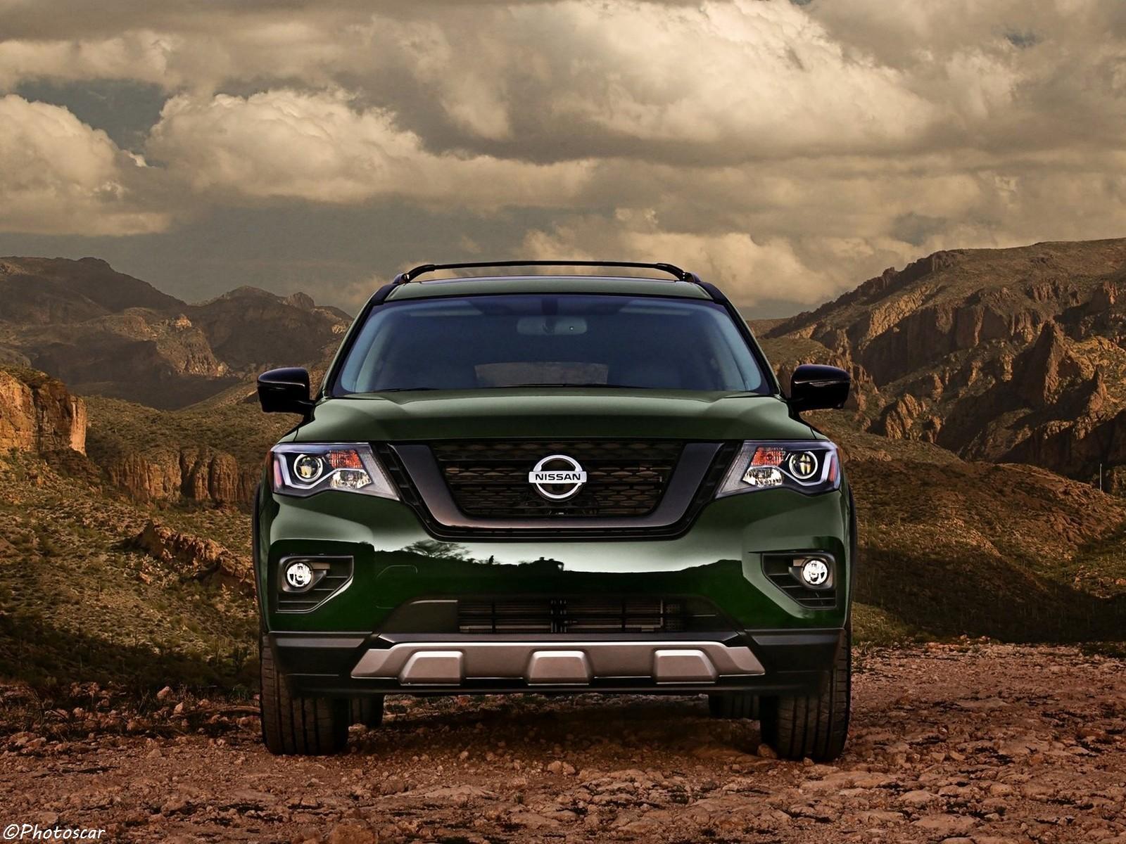 Nissan Pathfinder Rock Creek Edition 2019