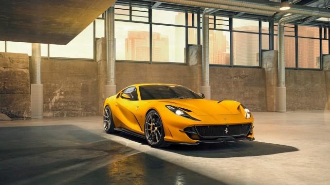 Novitec Ferrari 812 Superfast 2019