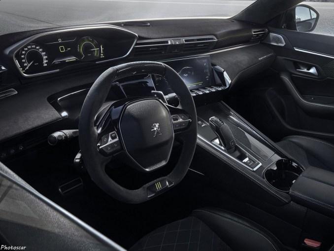 Peugeot 508 Sport Engineered Concept 2019