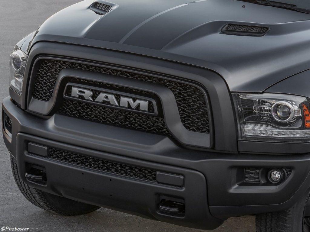 Ram 1500 Classic Warlock 2019