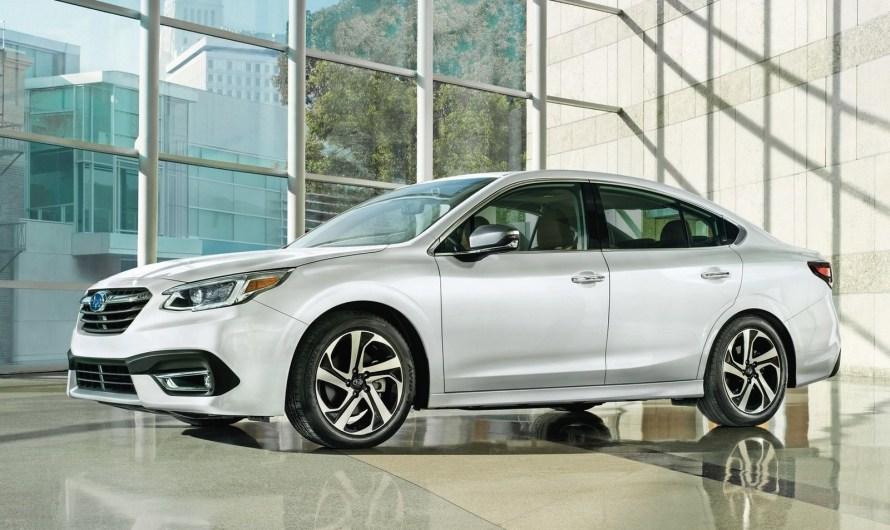 Subaru Legacy 2020 – Une meilleur maniabilité et confort de conduite.