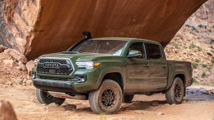 Toyota Tacoma 2020: Plus de capacités, plus de technologie et de style