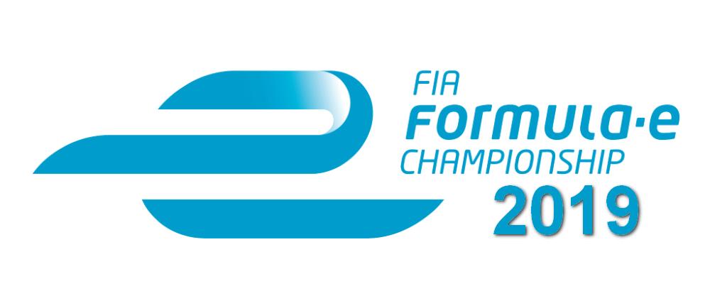 2019 Formula-E Logo