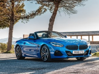 BMW Z4 2019 Version UK