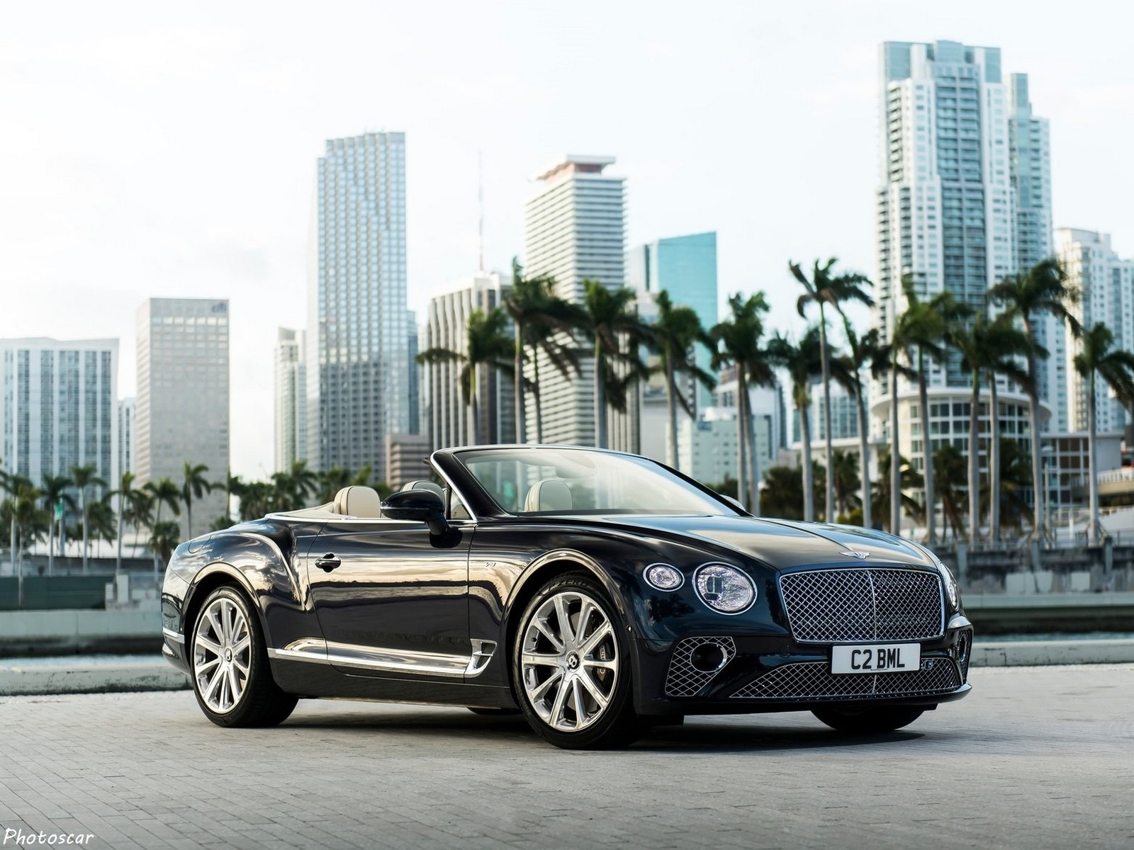 Bentley Continental GT Convertible V8 2020