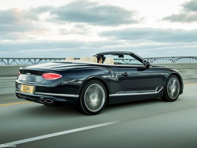 Bentley Continental GT Convertible V8 2020
