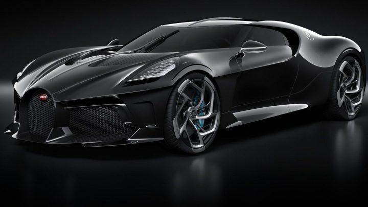 Bugatti La Voiture Noire 2019 – La voiture la plus chère du monde.
