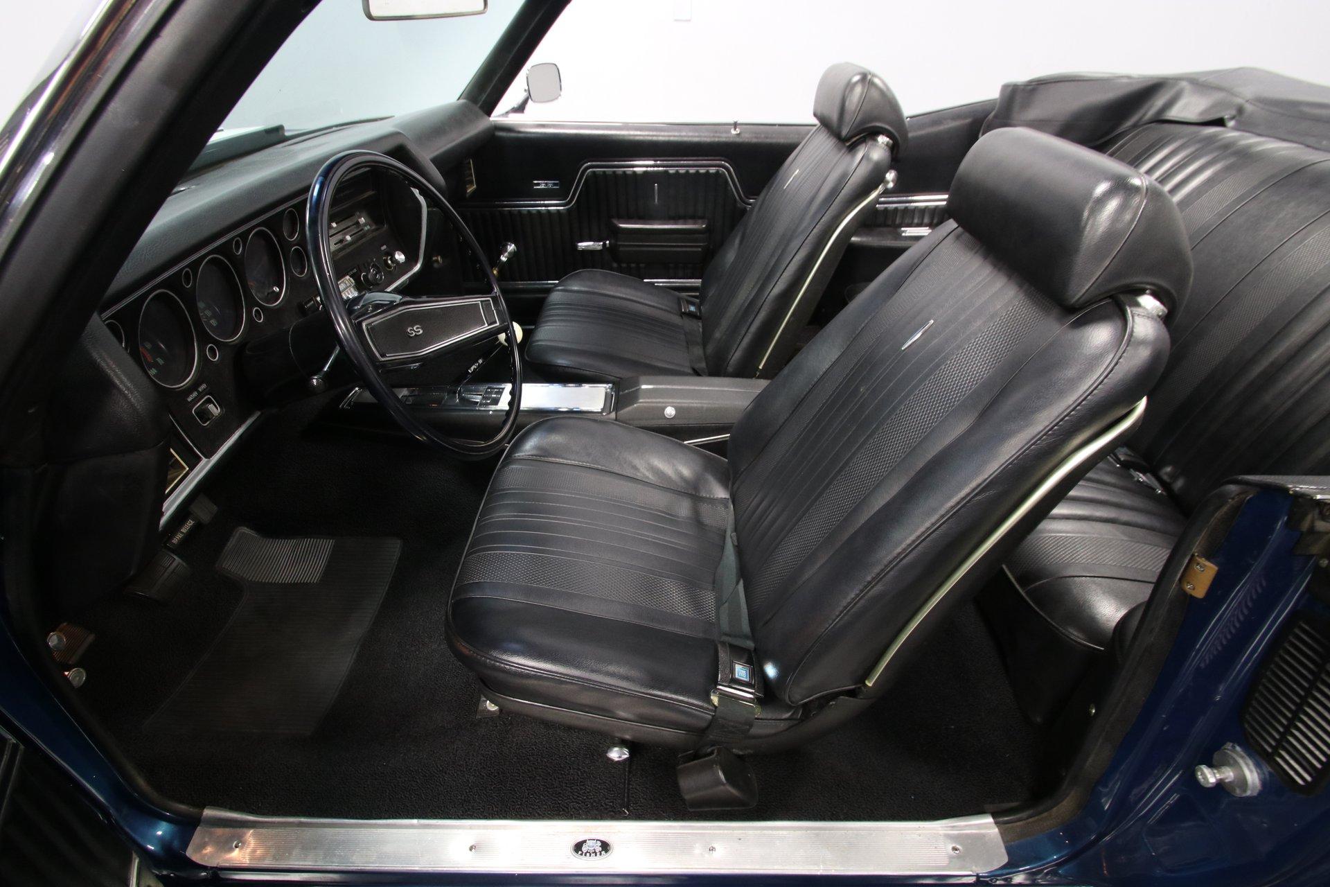 Chevrolet Chevelle SS Convertible 1970
