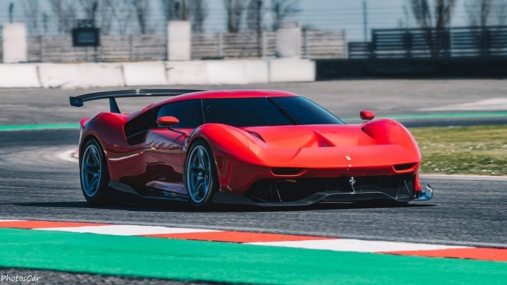 Ferrari P80/C 2019 – Design le plus extrême jamais conçu par l'entreprise.