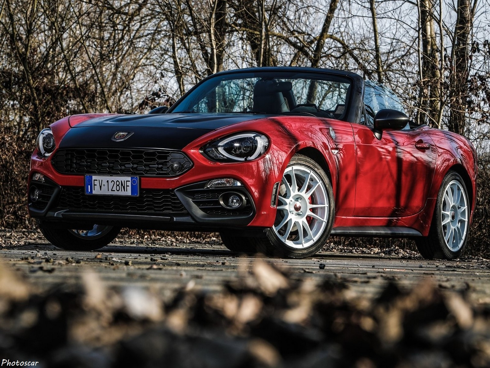 Fiat 124 Abarth Rally Tribute 2019