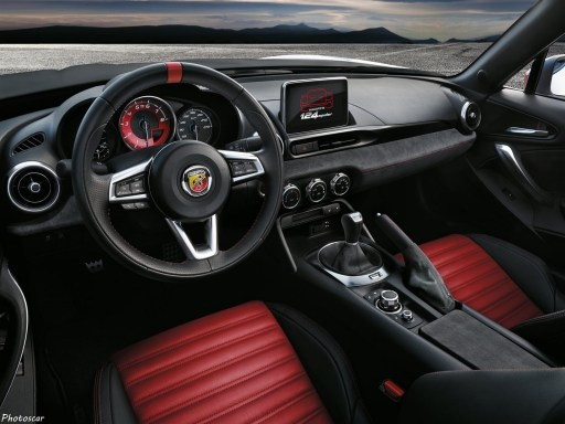 Fiat 124 Abarth Rally Tribute 2019