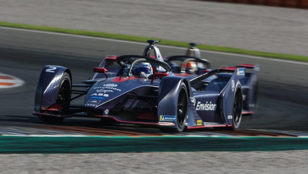 Formule E 2019 - Virgin