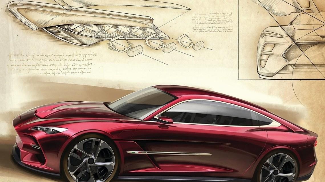 Italdesign DaVinci Concept 2019 – Une puissance purement électrique.