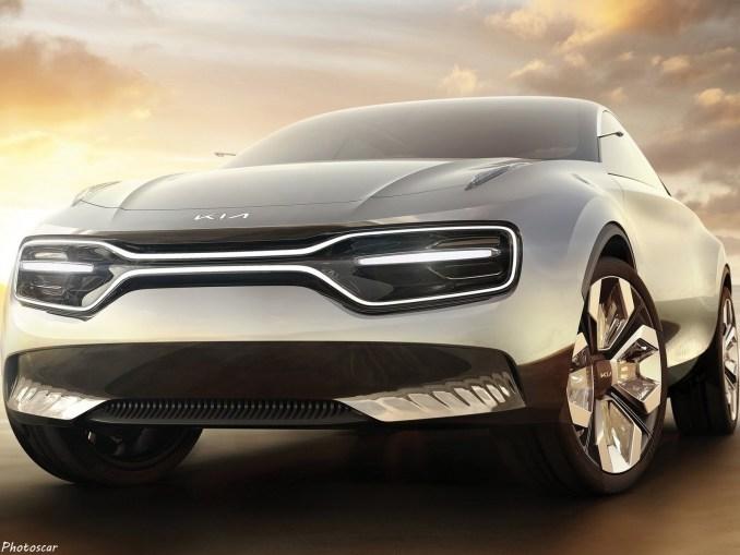 Kia Imagine Concept 2019