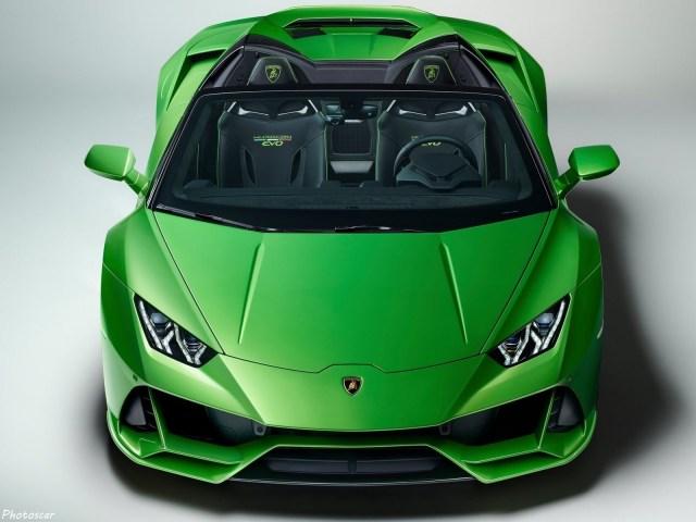 Lamborghini Huracan Evo Spyder 2019