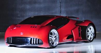 Lexus Minority Report Concept 2054 2002