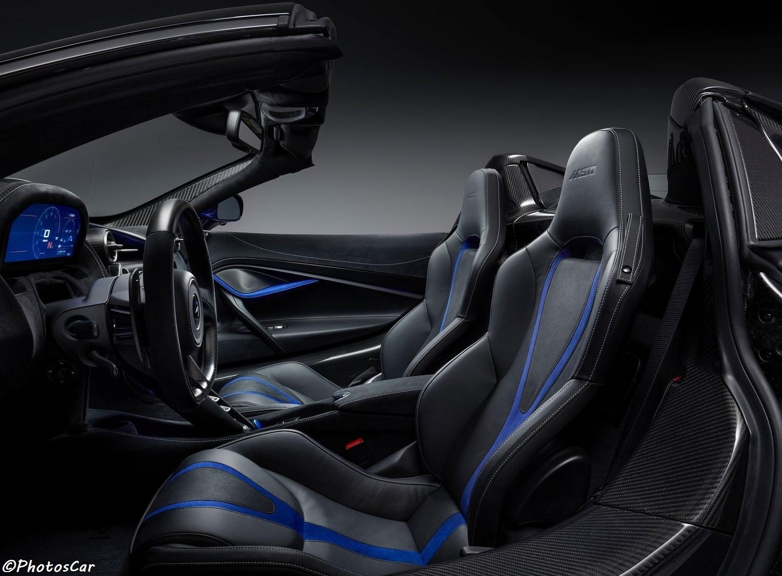 McLaren 720 S Spider MSO 2019