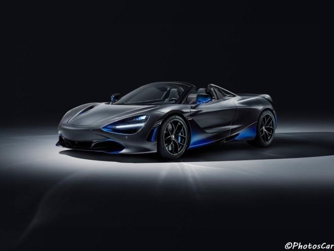 McLaren 720S Spider MSO 2019