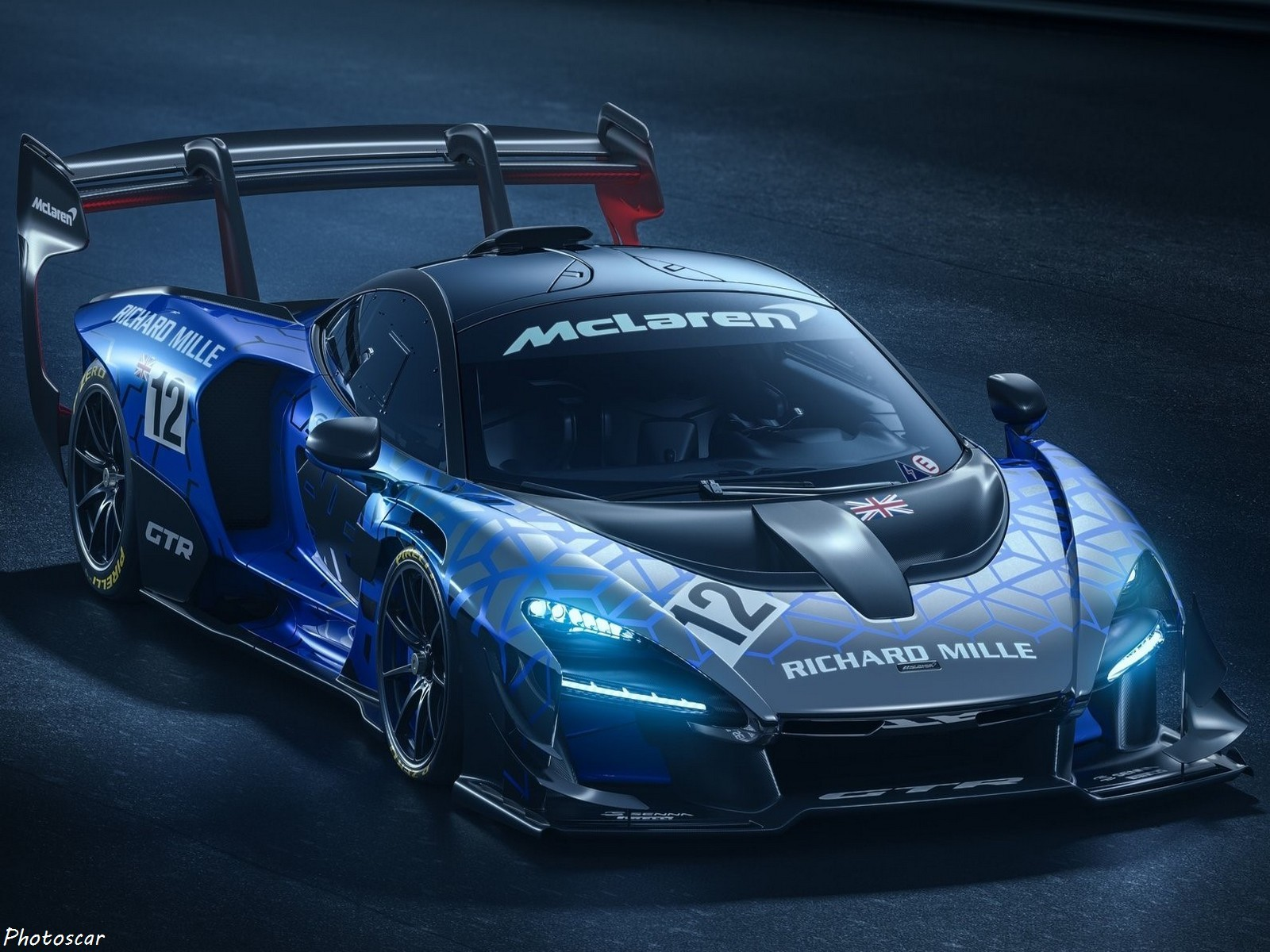 McLaren Senna GTR 2020