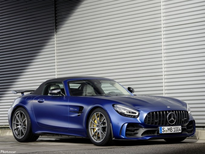 Mercedes AMGGT-R Roadster 2020