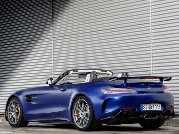 Mercedes AMG GT-R Roadster 2020