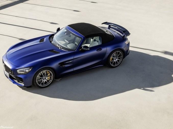 Mercedes AMG GTR Roadster 2020