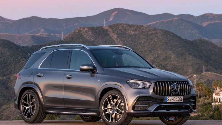 Mercedes Benz AMG GLE 53 4Matic 2020 – L'intelligence redéfinie.