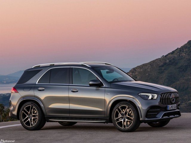 Mercedes Benz AMG GLE 53 4Matic 2020