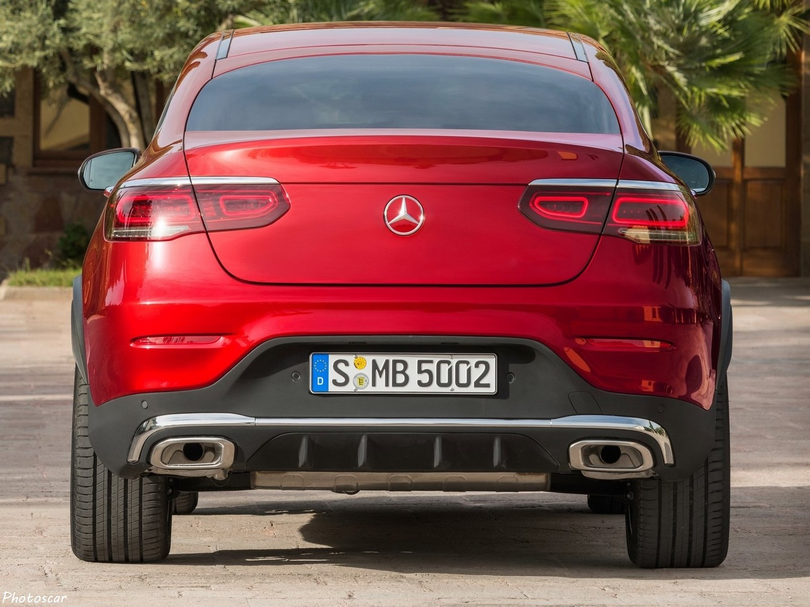 Mercedes Coupé GLC 2020