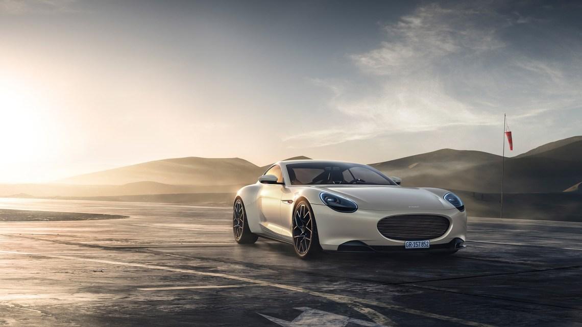 Piech Mark Zero 2019 – Nouveaux détails sur la voiture de sport électrique.