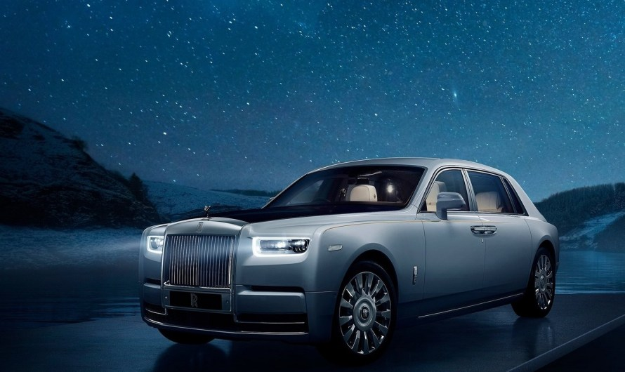 Rolls Royce Phantom Tranquility 2019 – Version hautement exclusive.