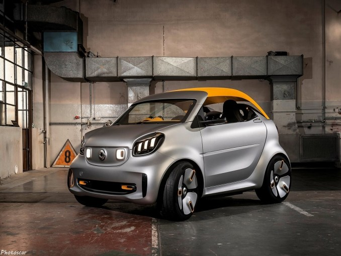 Smart Forease Plus Concept 2019