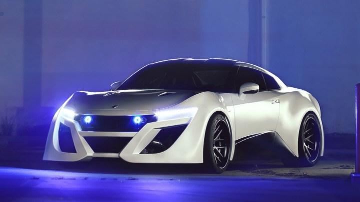 Team Galag TG1 2013 – Une Supercar unique en son genre, Nissan GTR.