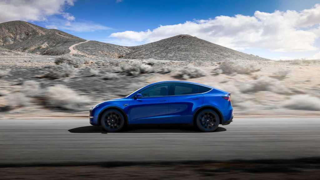 Tesla Modèle Y 2021