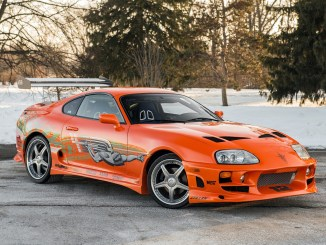 Toyota Supra Fast and Furious 2001