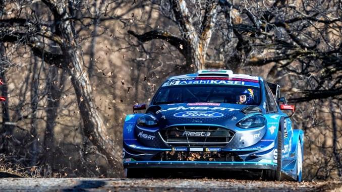 WRC 2019 - Ford Fiesta RS