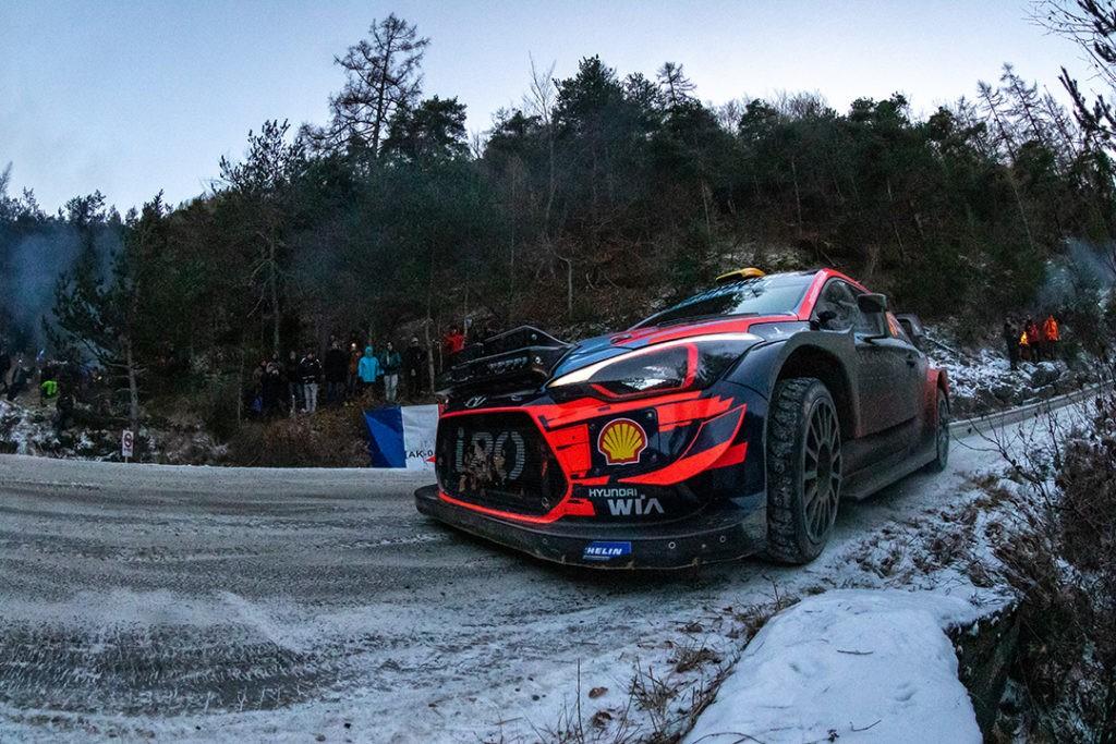 WRC 2019 - Hyundai I20