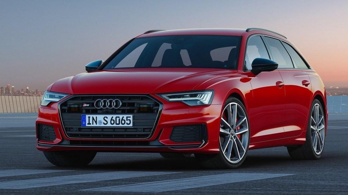 Audi S6 Avant TDI 2020 – Uniquement du diesel, pas d'essence.