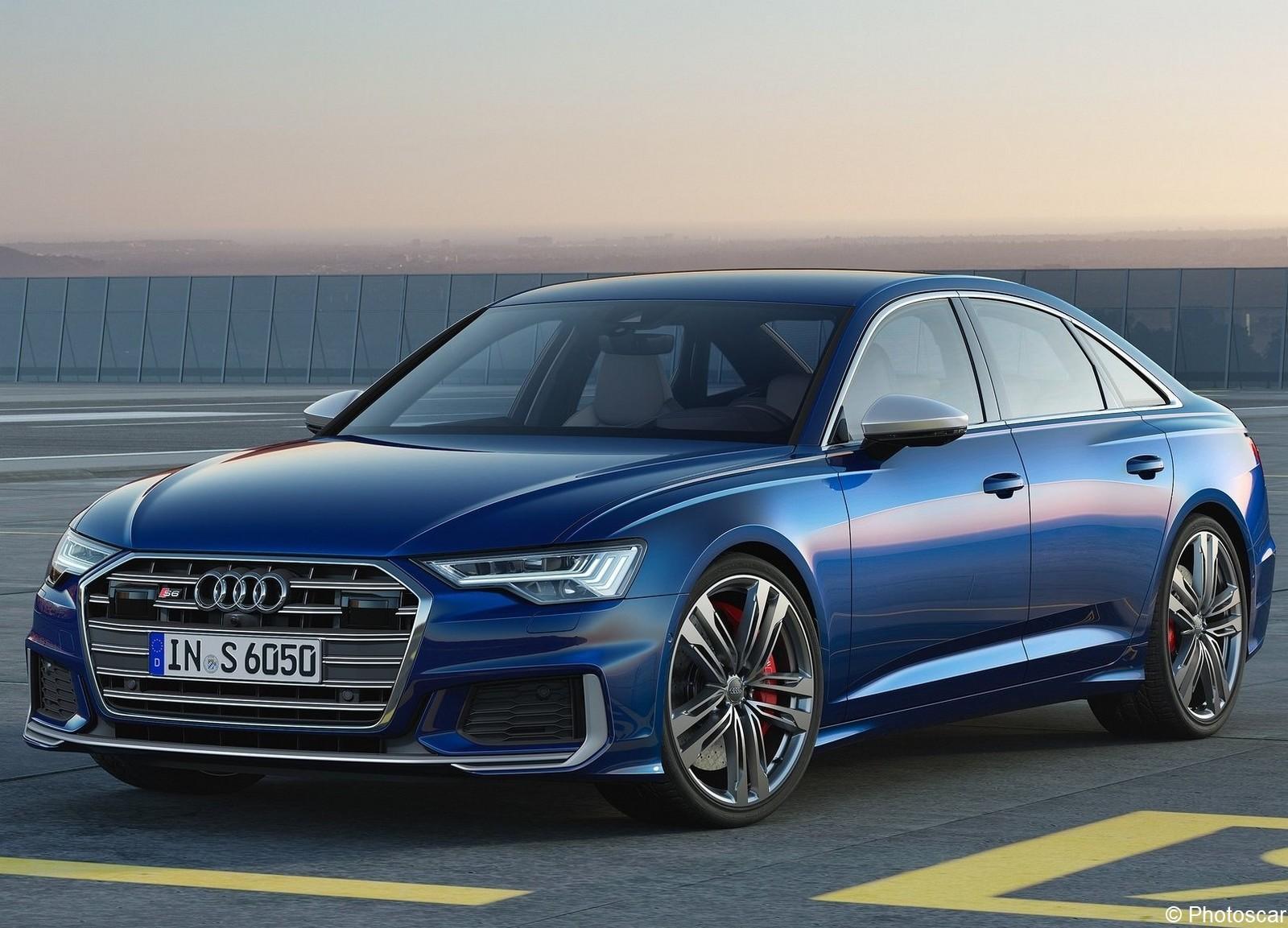 Audi S6 Sedan TDI 2020