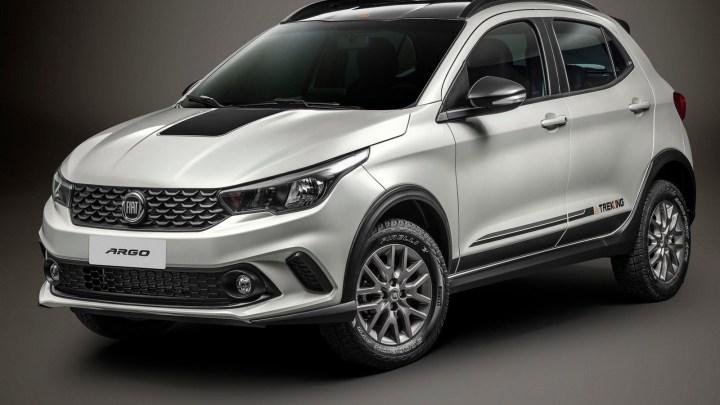 Fiat Argo Trekking 2019 – L'aventurière compact utilisera un moteur 1.3L