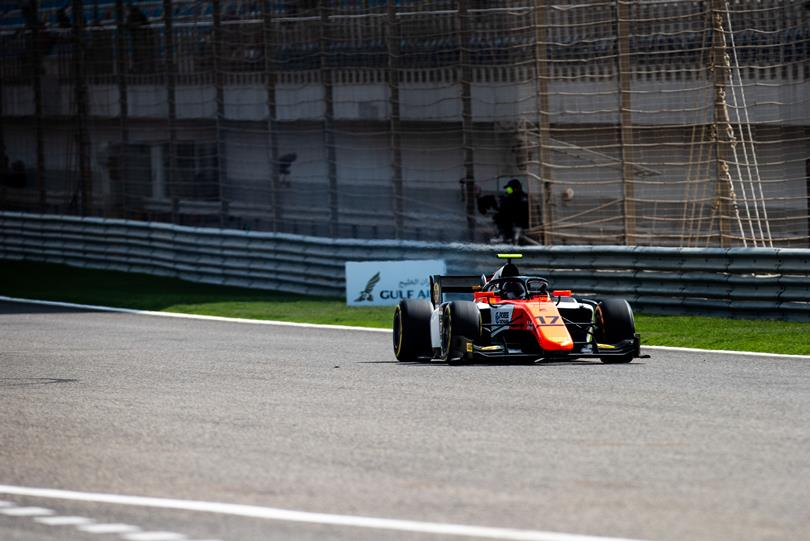 Formule 2 2019 MP Motorsport - Mahaveer Raghunathan