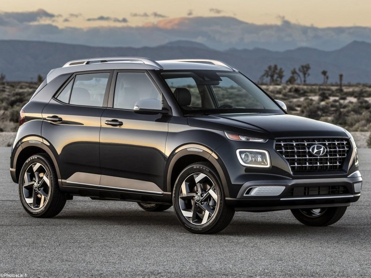 Hyundai Venue 2020 - Une Technologies de sécurité avancées.