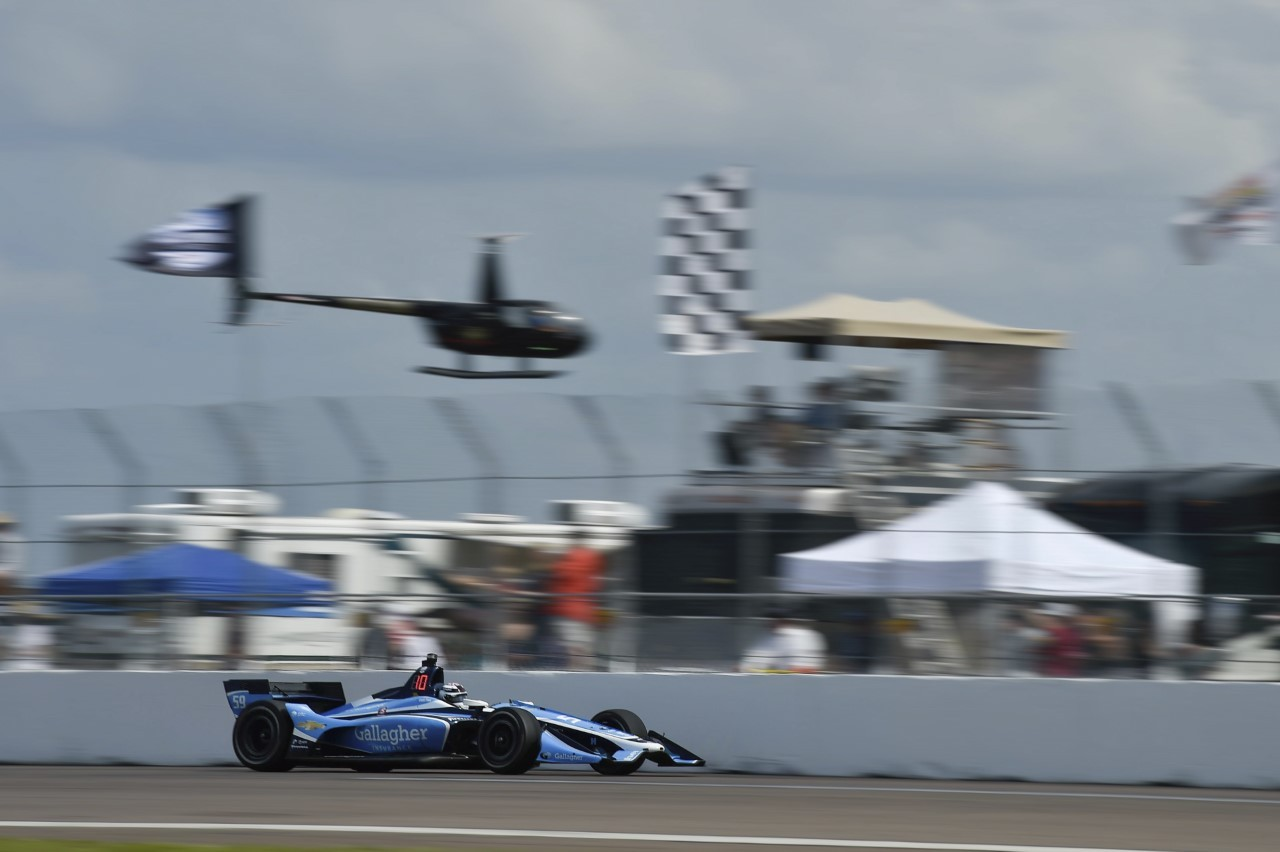 IndyCar Series 2019 - Chilton