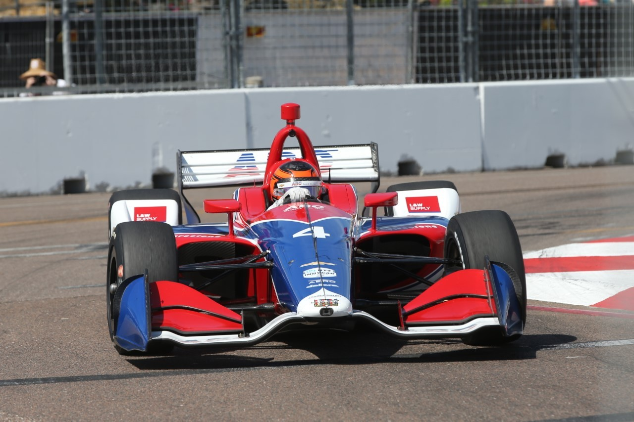 IndyCar Series 2019 - Leist