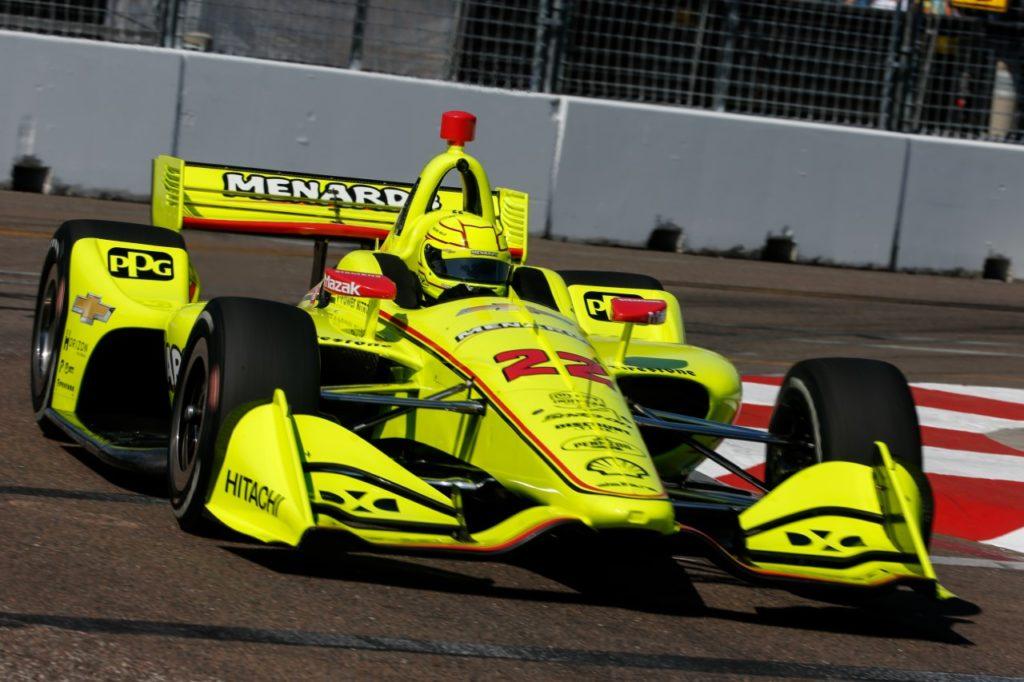 IndyCar Series 2019 - Pagenaud