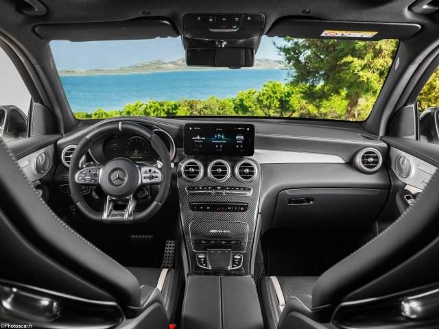 Mercedes AMG GLC 63 S 2020