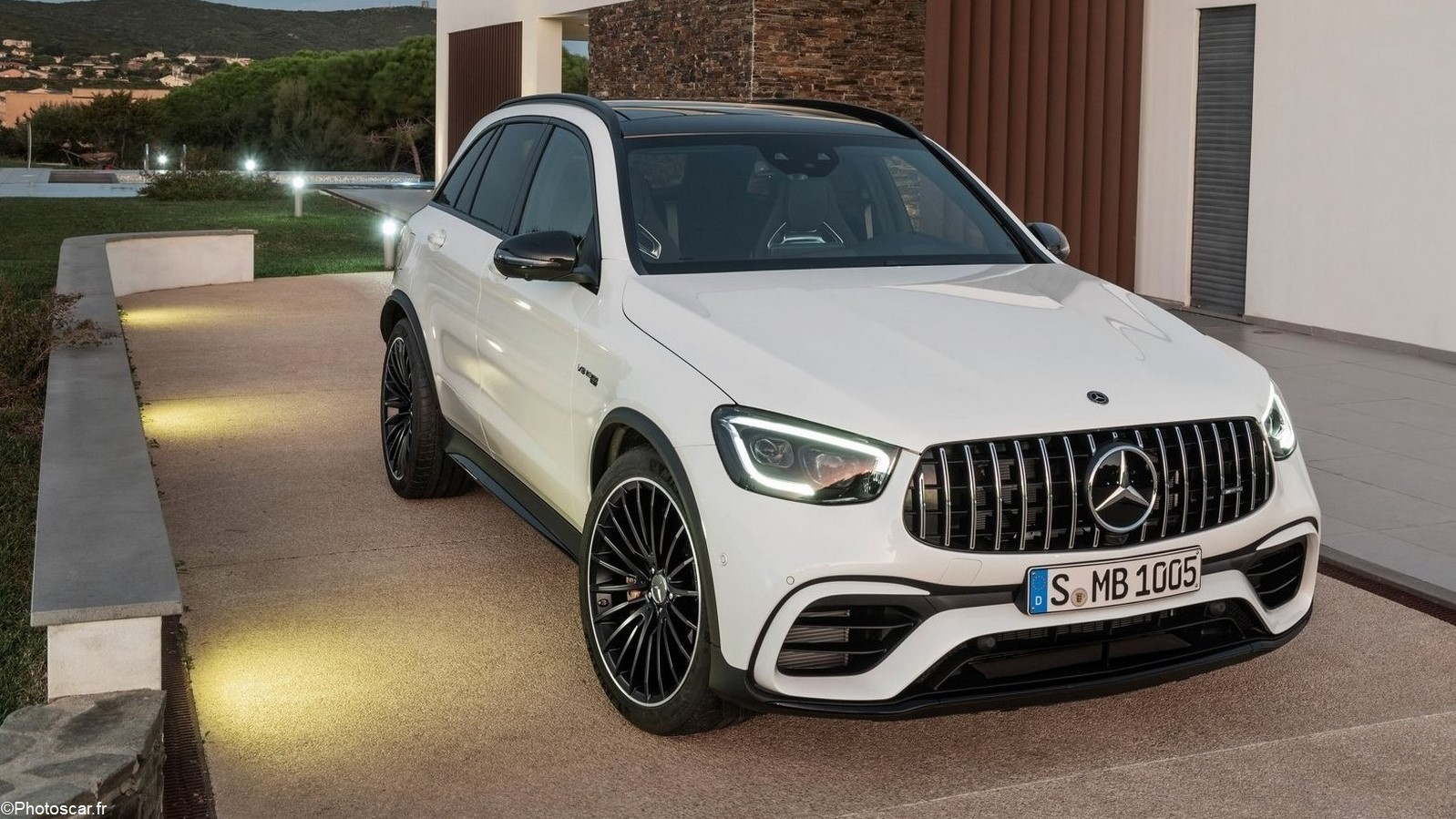 Mercedes Benz GLC63 S AMG 2020