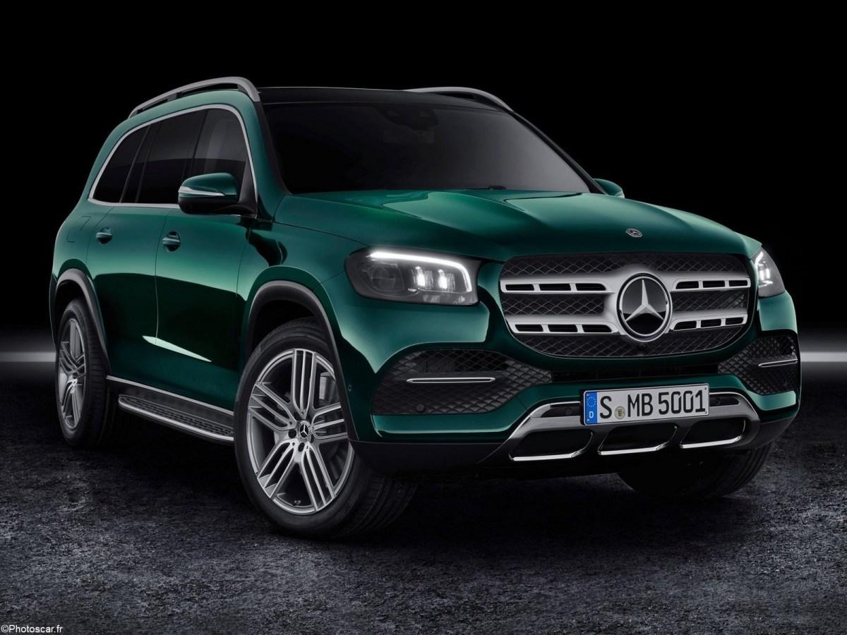 Mercedes GLS 2020: Confort exemplaire et sécurité sans faille.